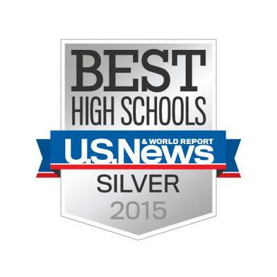 U.S. News Best High Schools – Silver 2015